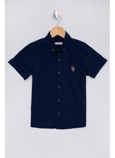 U.S. Polo Assn. U.S. Polo Assn. Lacivert Erkek Çocuk Gömlek Lacivert